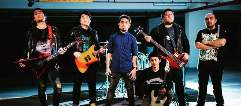 BRUNEI HEAVY METAL BAND