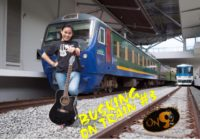 BUSKING ON TRAIN #3