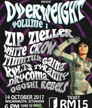 OVERWEIGHT GIG THIS OCTOBER