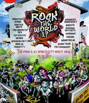 ROCK THE WORLD KEMBALI LAGI