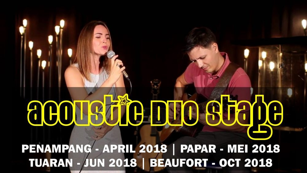 Acoustic Duo Stage