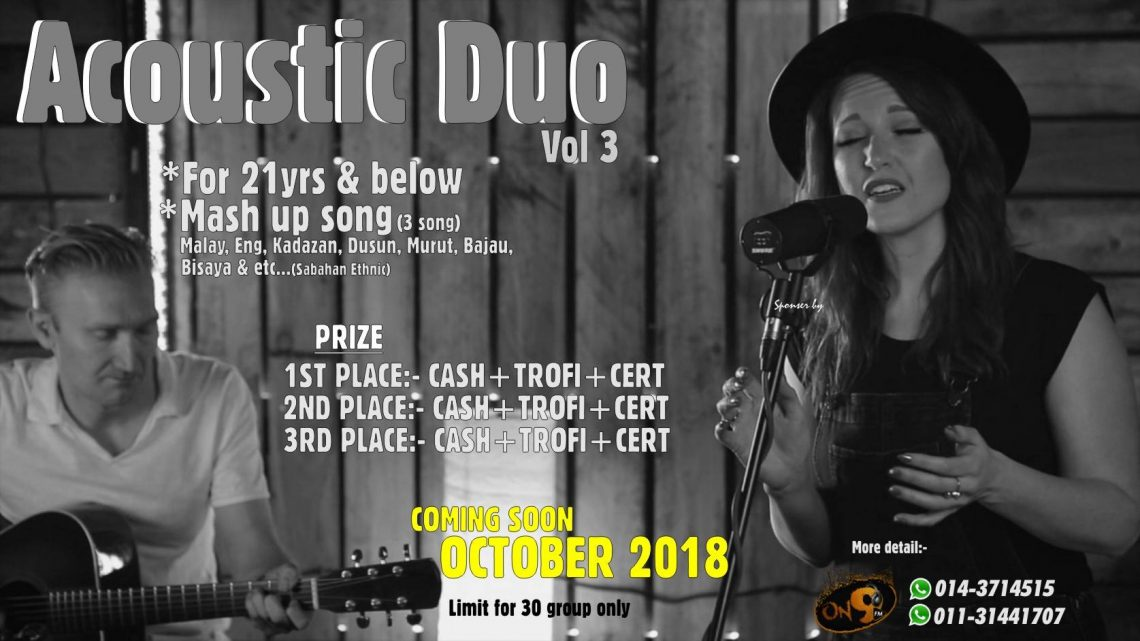 Acoustic Duo #3
