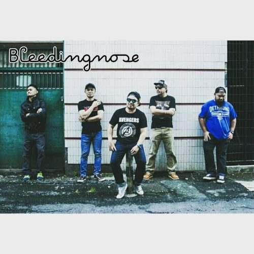 BLEEDING NOSE ANTARA BAND GRUNGE YANG BAKAL GEGARKAN VENUE 1 DEC INI