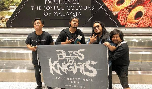 BAND PROGRESIVE METAL INDONESIA MEMILIH BLACKBOX SURIA SABAH