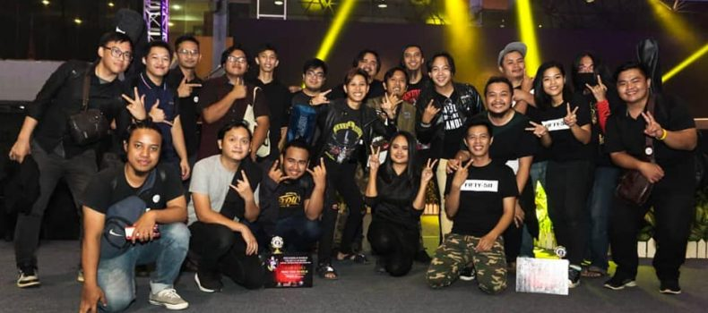 KUMPULAN A-FORCE JUARA BATTLE KUD 2019
