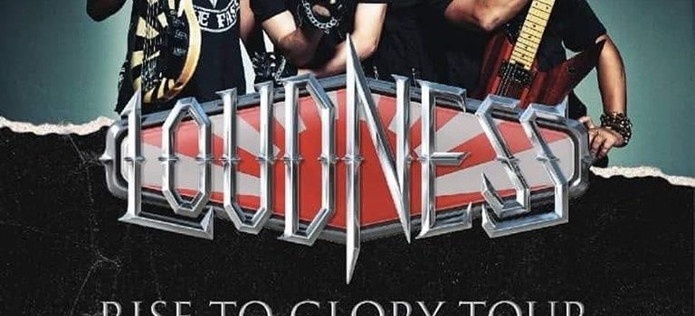 LOUDNESS LIVE IN MALAYSIA 2019