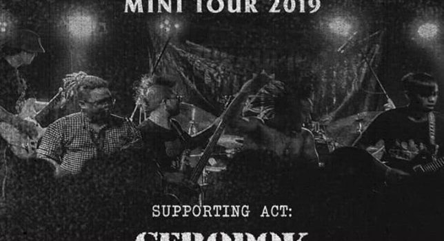 CON-DAMN THE CORRUPTOR MINI TOUR 2019