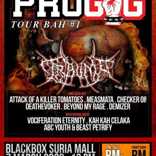 PROGIG BORNEO UMUM FULL LINE UP